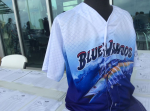 May 16, 2015: Guy Harvey jerseys will be auctioned to benefit the Pensacola Musem of Art.